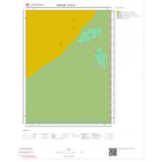 G45a1 Paftası 1/25.000 Ölçekli Vektör Jeoloji Haritası