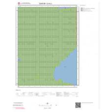 G45c1 Paftası 1/25.000 Ölçekli Vektör Jeoloji Haritası