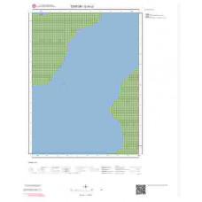 G45c2 Paftası 1/25.000 Ölçekli Vektör Jeoloji Haritası
