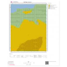 G45c3 Paftası 1/25.000 Ölçekli Vektör Jeoloji Haritası
