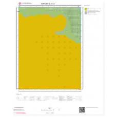 G45c4 Paftası 1/25.000 Ölçekli Vektör Jeoloji Haritası