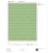 G45d1 Paftası 1/25.000 Ölçekli Vektör Jeoloji Haritası