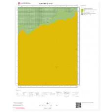 G45d3 Paftası 1/25.000 Ölçekli Vektör Jeoloji Haritası