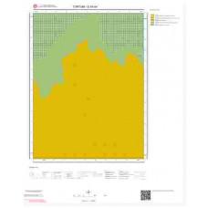 G 45-d4 Paftası 1/25.000 ölçekli Jeoloji Haritası