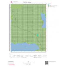 G46a4 Paftası 1/25.000 Ölçekli Vektör Jeoloji Haritası