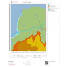 G46c1 Paftası 1/25.000 Ölçekli Vektör Jeoloji Haritası