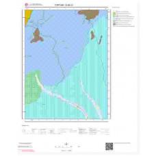 G46c3 Paftası 1/25.000 Ölçekli Vektör Jeoloji Haritası