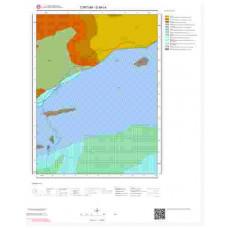 G46c4 Paftası 1/25.000 Ölçekli Vektör Jeoloji Haritası