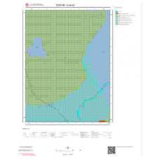 G46d2 Paftası 1/25.000 Ölçekli Vektör Jeoloji Haritası