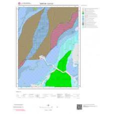 G47a3 Paftası 1/25.000 Ölçekli Vektör Jeoloji Haritası