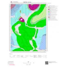G47b4 Paftası 1/25.000 Ölçekli Vektör Jeoloji Haritası