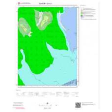 G47c1 Paftası 1/25.000 Ölçekli Vektör Jeoloji Haritası