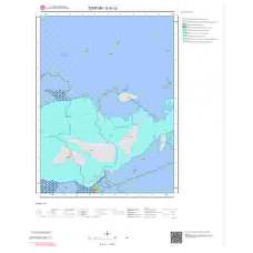 G47c2 Paftası 1/25.000 Ölçekli Vektör Jeoloji Haritası