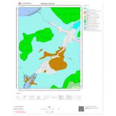 G47d4 Paftası 1/25.000 Ölçekli Vektör Jeoloji Haritası