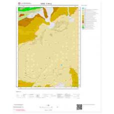 G48a2 Paftası 1/25.000 Ölçekli Vektör Jeoloji Haritası
