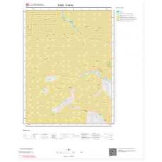 G 48-b2 Paftası 1/25.000 ölçekli Jeoloji Haritası