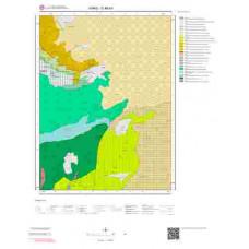 G 48-b4 Paftası 1/25.000 ölçekli Jeoloji Haritası