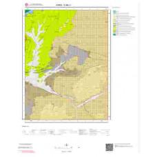 G 48-c1 Paftası 1/25.000 ölçekli Jeoloji Haritası