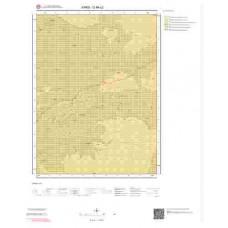 G 48-c2 Paftası 1/25.000 ölçekli Jeoloji Haritası