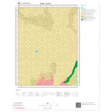 G 48-c3 Paftası 1/25.000 ölçekli Jeoloji Haritası
