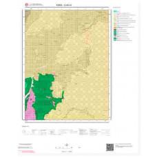 G 48-c4 Paftası 1/25.000 ölçekli Jeoloji Haritası