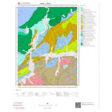 G 48-d2 Paftası 1/25.000 ölçekli Jeoloji Haritası