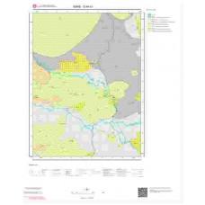 G49a1 Paftası 1/25.000 Ölçekli Vektör Jeoloji Haritası