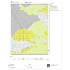G49b1 Paftası 1/25.000 Ölçekli Vektör Jeoloji Haritası