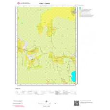 G49b3 Paftası 1/25.000 Ölçekli Vektör Jeoloji Haritası
