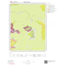 G49b4 Paftası 1/25.000 Ölçekli Vektör Jeoloji Haritası