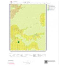 G49d1 Paftası 1/25.000 Ölçekli Vektör Jeoloji Haritası