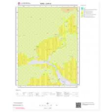 G49d3 Paftası 1/25.000 Ölçekli Vektör Jeoloji Haritası
