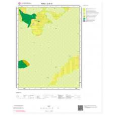 G49d4 Paftası 1/25.000 Ölçekli Vektör Jeoloji Haritası