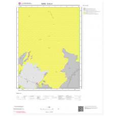 G50a1 Paftası 1/25.000 Ölçekli Vektör Jeoloji Haritası
