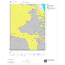 G50a2 Paftası 1/25.000 Ölçekli Vektör Jeoloji Haritası