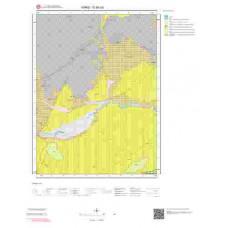G50a3 Paftası 1/25.000 Ölçekli Vektör Jeoloji Haritası
