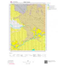 G 50-b3 Paftası 1/25.000 ölçekli Jeoloji Haritası