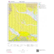 G 50-b4 Paftası 1/25.000 ölçekli Jeoloji Haritası