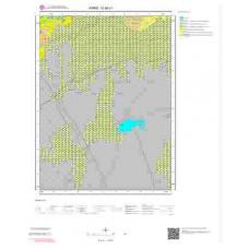 G 50-c1 Paftası 1/25.000 ölçekli Jeoloji Haritası