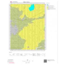 G 50-c2 Paftası 1/25.000 ölçekli Jeoloji Haritası
