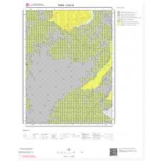 G 50-c3 Paftası 1/25.000 ölçekli Jeoloji Haritası