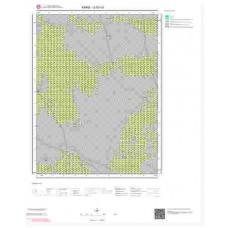 G50c4 Paftası 1/25.000 Ölçekli Vektör Jeoloji Haritası