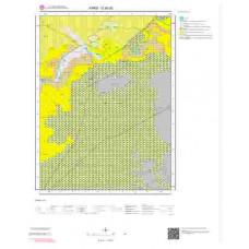 G50d2 Paftası 1/25.000 Ölçekli Vektör Jeoloji Haritası