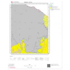 G51a1 Paftası 1/25.000 Ölçekli Vektör Jeoloji Haritası