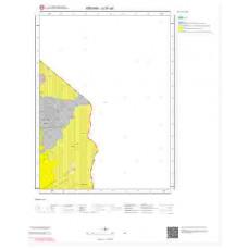 G51a2 Paftası 1/25.000 Ölçekli Vektör Jeoloji Haritası