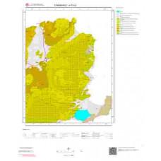 H15c2 Paftası 1/25.000 Ölçekli Vektör Jeoloji Haritası