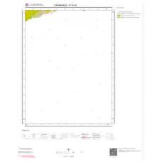 H15c3 Paftası 1/25.000 Ölçekli Vektör Jeoloji Haritası