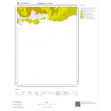 H15c4 Paftası 1/25.000 Ölçekli Vektör Jeoloji Haritası