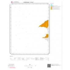H16a3 Paftası 1/25.000 Ölçekli Vektör Jeoloji Haritası
