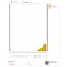 H16b1 Paftası 1/25.000 Ölçekli Vektör Jeoloji Haritası